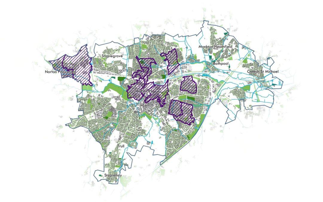 Target Areas in Taunton chosen!